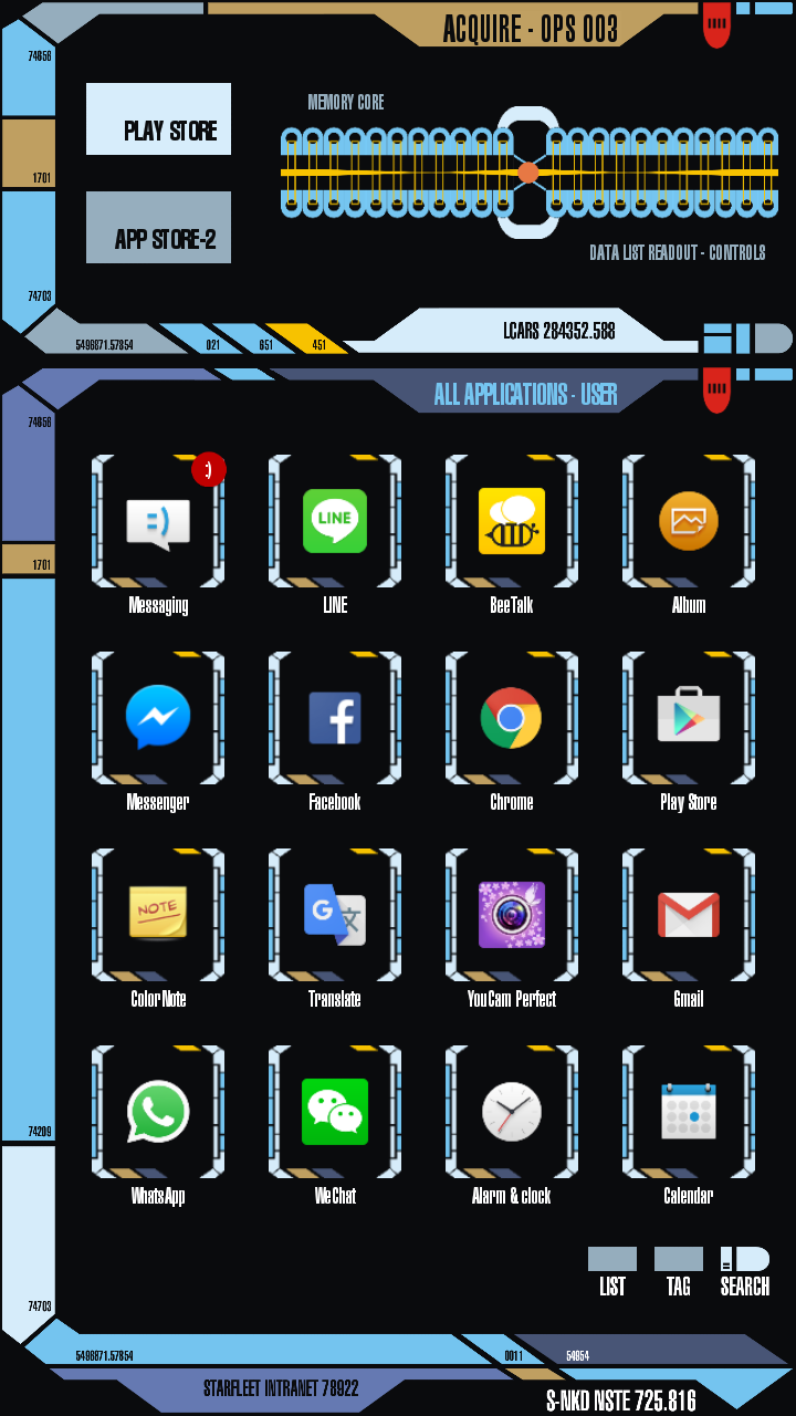 lcars android